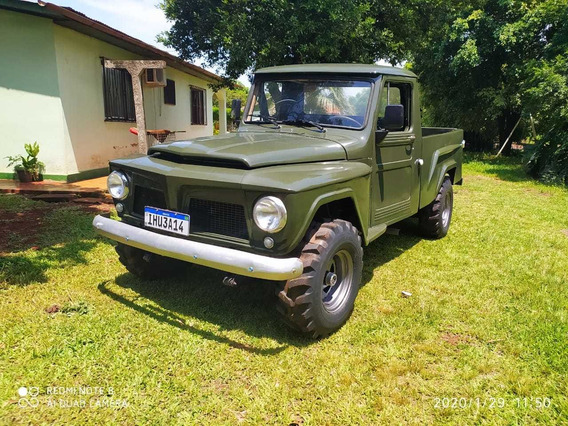 Ford Ford F-75 4x4 1971