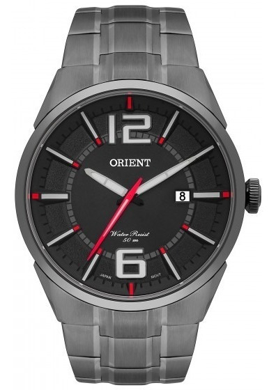 Relógio Orient Mpss1004 G2gx Eternal Masculi Cinza- Refinado