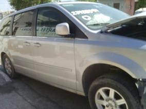 Partes Deshueso Chrysler Town Country 2008 3.8 L V6