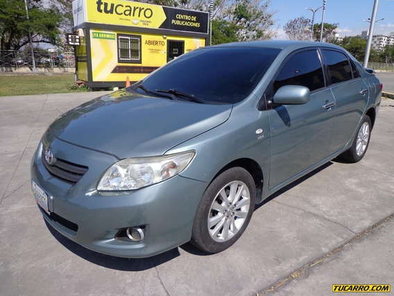 Toyota Corolla Automatico