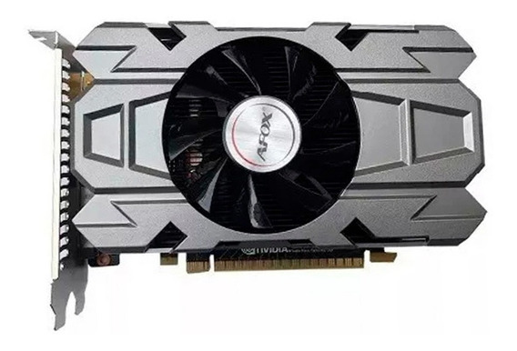 Placa De Video Afox 4gb Gtx 1050ti Gddr5 Gamer Cuotas