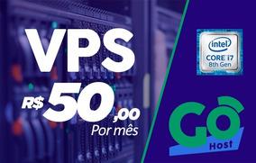 Servidor Vps I7 3.4ghz 4gb Ram 300gb Hdd Win/linux