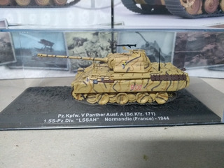 Miniatura Tanque Blindado Panther V 1944