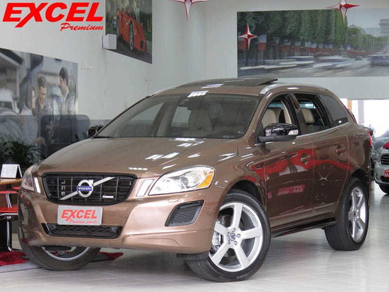 Volvo Xc60 2.0 T5 R Design Turbo Gasolina 4p Aut
