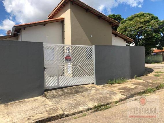 Casa Com 3 Dormitórios Para Alugar, 81 M² Por R$ 1.300,00/mês - Cidade Jardim - Boituva/sp - Ca1507