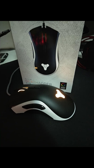 Mouse Razer Deathadder Elite Destiny 2 Edition