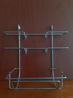 Portapapel De Aluminio