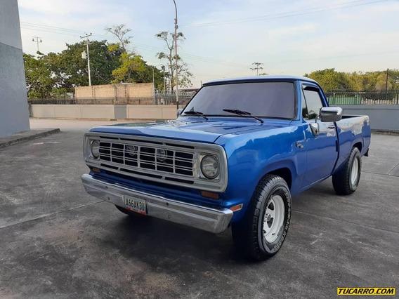 Dodge Ram Pick-up Dodge 100
