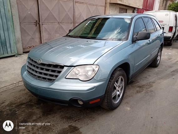 Chrysler Pacifica 4.0 Equipada At 2008 $75,000.00 Pesos