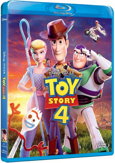 Pelicula Toy Story 4 - Entrega Inmediata