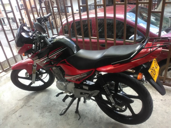 Motocicleta Ybr125