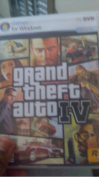 Gta 4, Games Pirata Mas Funcionando Ben, Quatro Dvds
