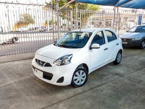 Nissan March 1.0 S 12v Flex 4p Manual 2018