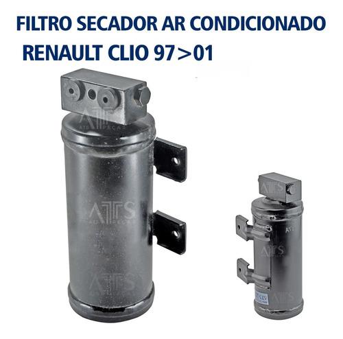 Filtro Secador Ar Condicionado Renault Clio 1997 À 2001