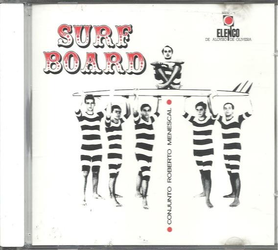 Cds Roberto Menescal & Seu Conjunto - A Bossa Nova E Surf