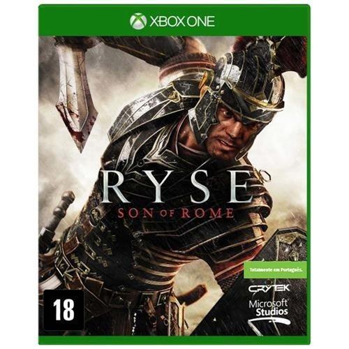 Ryse: Son Of Rome - Xbox One - Original/lacrado/fisico