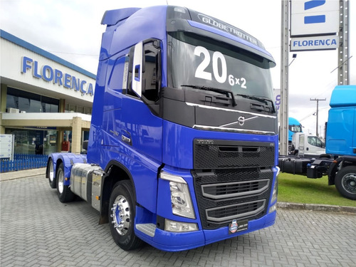 Volvo Fh 460 6x2 2020 Ishift