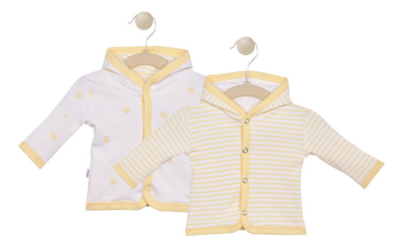 Saco (doble Vista) Baby Creysi Collection Amarillo Tf2711