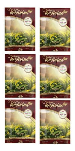 Te Divina 6 Original Semanas - Unidad a $39667