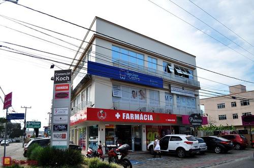 Sala Nova Em Prédio C/ Elevador Em Areia - 34250