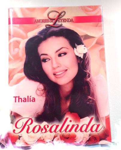 Rosalinda (telenovela) Thalia Dvd Original Nuevo