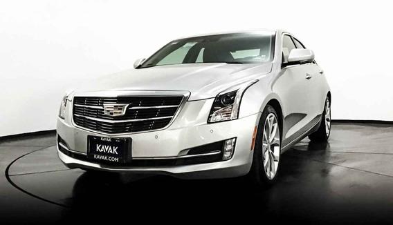 17656 - Cadillac Ats 2017 Con Garantía At