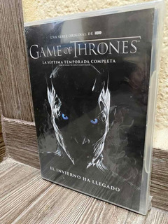 Juego De Tronos Game Of Thrones Hbo Temporada 7