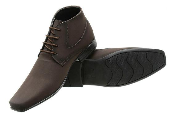 Sapato Bota Social Slz