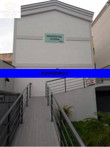 Imagem 1 de 18 de Sobrado Em Condomínio Fechado Na Vl Matilde Com 03 Dorms E 01 Suíte 2 Vgs De Garagens - Sb00054 - 67745751