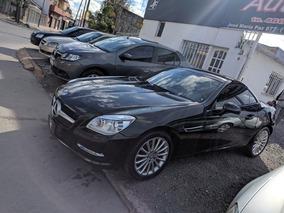 Mercedes Benz Clase Slk 250 Cgi B.efficiency At Con Levas