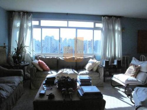 Apartamento Bem Localizado, Próximo À Puc, Bem Conservado. - Ja3442