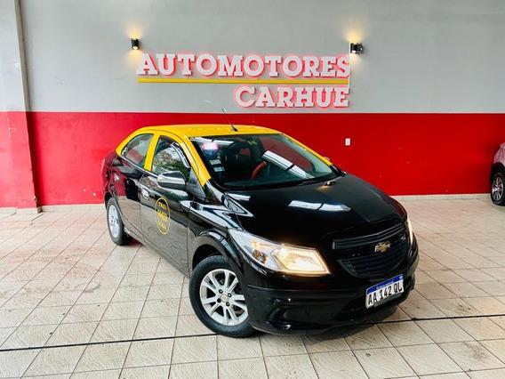 Chevrolet Prisma 1.4 Lt Taxi C/licencia 2016 $500.000 Y Cuot