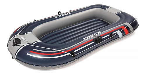 Bote Inflable Bestway Hydro-force Treck X1 Para 2 Personas