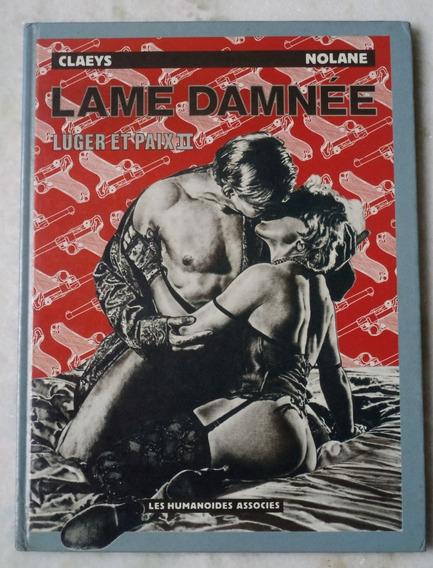 Hq Erótica Lame Damnée Em Francês Capa Dura