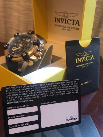 Relógio Invicta Pro Diver Edição Ltda 48mm Original Novo