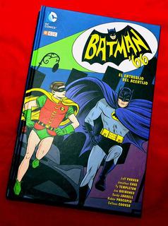 Batman 66 : Comic Book. En Castellano. Libro Tapa Dura