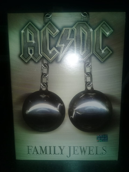 Ac/dc Dvd Doble Family Jewels