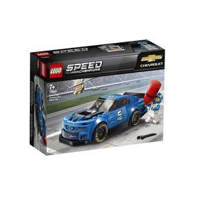 Lego Speed Champions Carro De Corrida Chevrolet Camaro Zl1 7