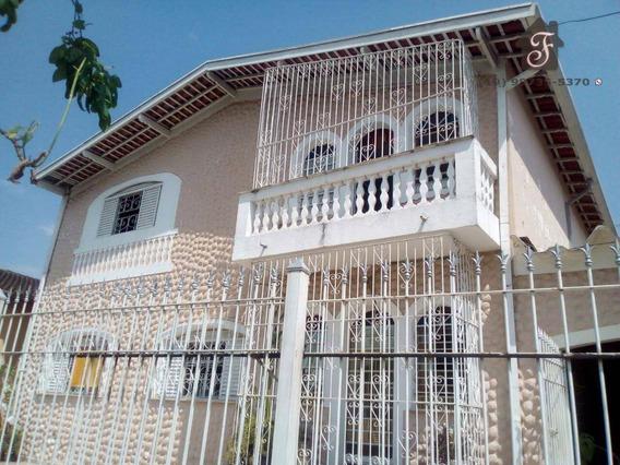 Sobrado Residencial À Venda, Vila Pompéia, Campinas. - So0030