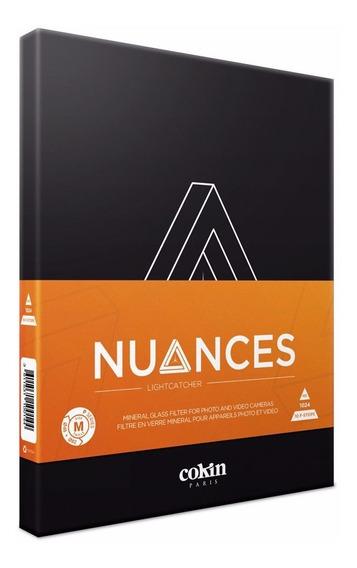 Kit De Filtros Cokin Nuances Nd 1024 + Cokin Creative Nd 8