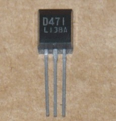 Transistor D471