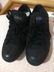 All Star Preto All Black