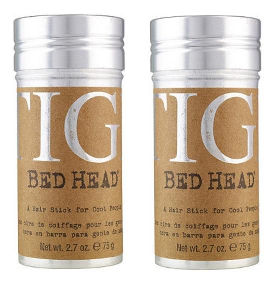2x Tigi Bed Head Hair Stick - Cera Em Bastão 75 Ml