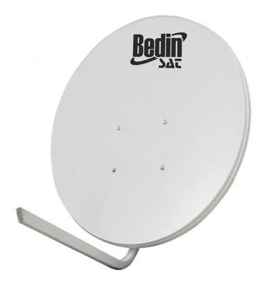 Antena De Chapa Banda Ku Mini Parabolica 75cm Bedinsat