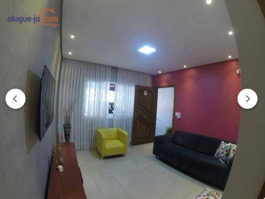 Casa Com 3 Dormitórios À Venda, 164 M² Por R$ 520.000 - Jardim Satélite - São José Dos Campos/sp - Ca2150