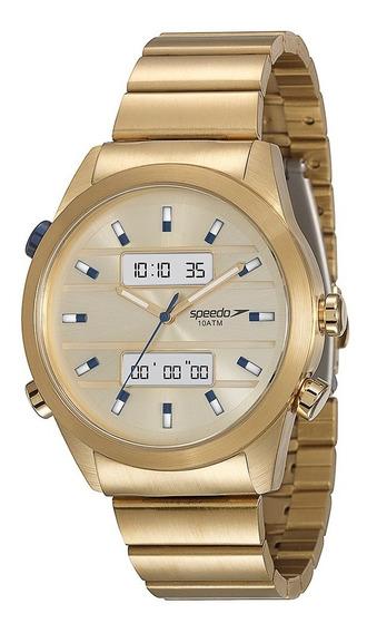 Relógio Speedo 24846lpevda1 Dourado