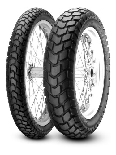 Cubierta 100 90 19 Pirelli Mt 60 Outlet