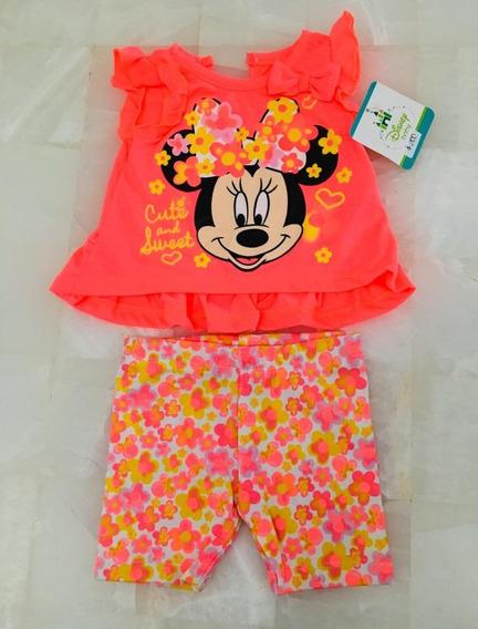 Conjunto Short/camiseta Mimi