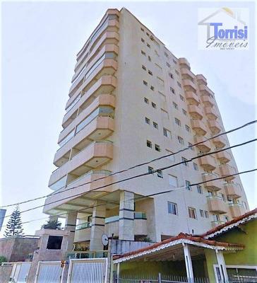 Apartamento Em Praia Grande, 02 Dormitórios , Sala Com Varanda , Prédio Com Piscina, Salão De Jogos E Festas., Na Vila Tupi Ap2048 - Ap2048