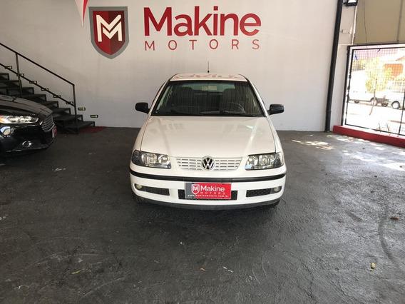 Volkswagen Gol 1.0 Mi Plus 16v Gasolina 4p Manual G.iii